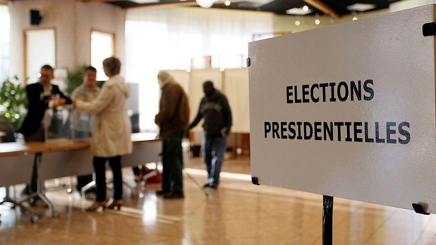Le premier tour de la présidentielle commence de l'autre côté de l'Atlantique