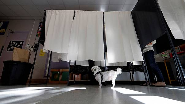 Preparations complete as France votes in presidential election
