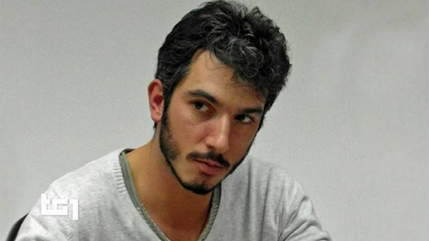 Jornalista italiano continua preso na Turquia