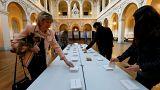 رایگیری بر سر انتخاب رئیس جمهوری جدید فرانسه آغاز شد