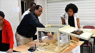 الرئاسيات الفرنسية: بدء عملية فرز الأصوات في إقليم غويانا