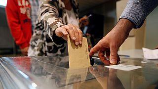 France : ouverture des bureaux de vote pour la présidentielle