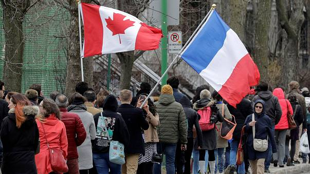 الانتخابات الرئاسية الفرنسية: إقبال كبير على مكاتب التصويت في كندا