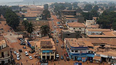 Centrafrique : vers la mise en oeuvre d'un accord de désarmement