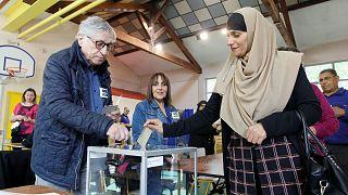 Fransız seçmenler 'kararsız' ve 'umutsuz'