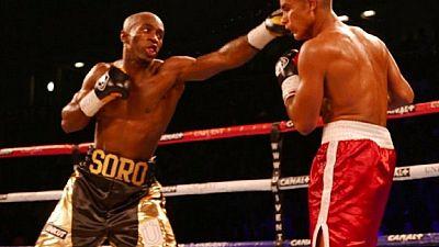 L'Ivoirien Michel Soro conserve son titre mondial WBA-international des Superwelters