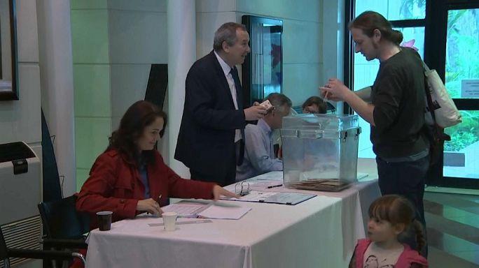 انطلاق الدورة الأولى من الانتخابات الرئاسية الفرنسية
