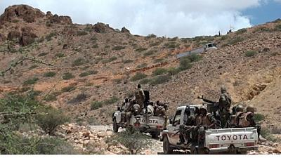 Roadside bomb in Somalia kills 8 soldiers, police say