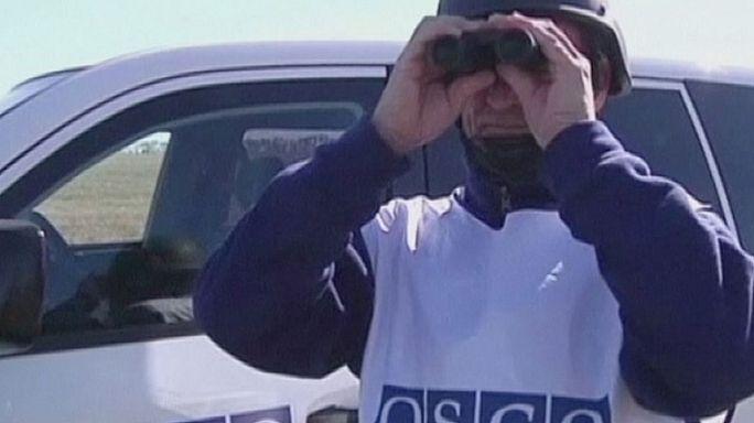 Deflagração vitima observador da OSCE no leste da Ucrânia