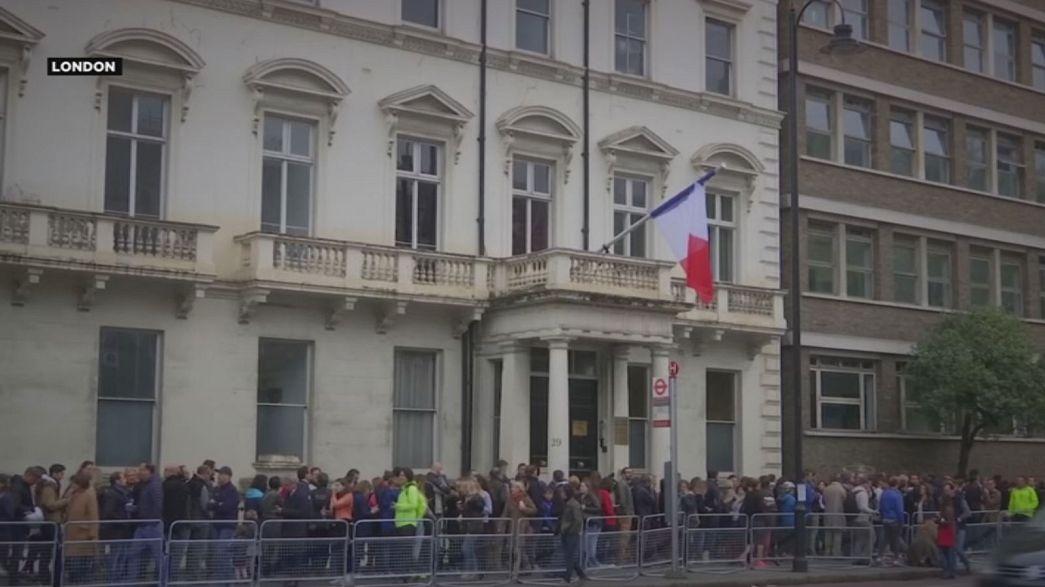 Présidentielle française : de Londres à Tel Aviv, les expatriés votent pour le premier tour