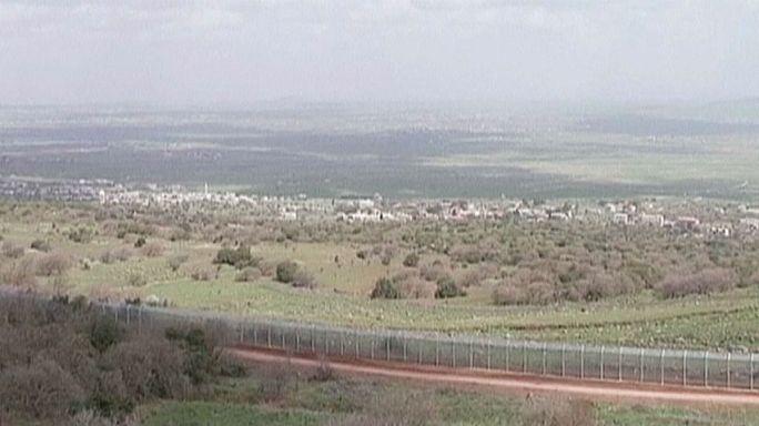 ثلاثة قتلى وجريحان في قصف إسرائيلي على منطقة القنيطرة السورية