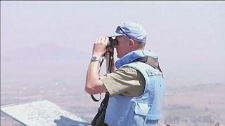 Tres milicianos sirios mueren en un ataque israelí cerca del Golán