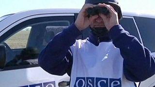 ناظر سازمان امنیت و همکاری اروپا در اوکراین کشته شد