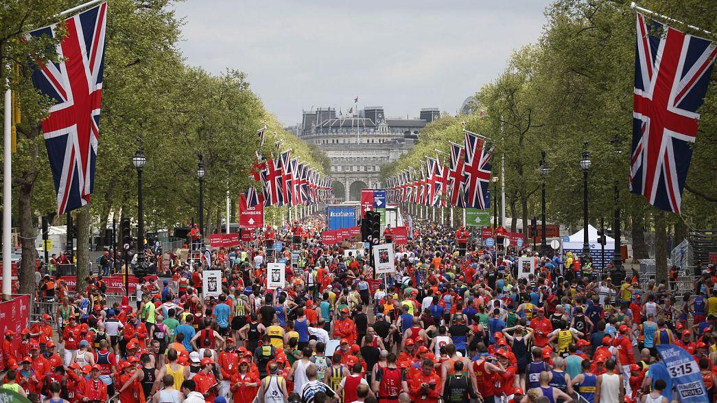Keitany logra el triplete en el maratón de Londres