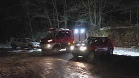 Romanya'da çığ düştü iki çocuk hayatını kaybetti