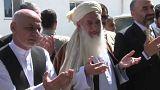 عزای ملی در افغانستان در پی حمله طالبان در بلخ