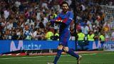 پیروزی بارسا در الکلاسیکو در شب درخشش مسی