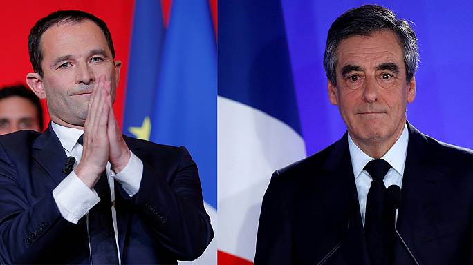 French voters boot out mainstream parties