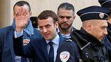 """Présidentielle : pour Le Pen, le front républicain de Macron est """"pourri"""""""