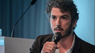 Le journaliste italien Gabriele del Grande libéré