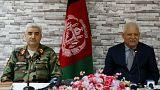 وزیر دفاع و رئیس ستاد ارتش افغانستان استعفا کردند