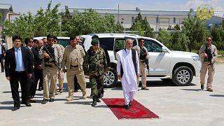 الرئيس الأفغاني أشرف غني يقبل استقالة وزير الدفاع و رئيس هيئة الأركان، بعد هجوم مزار شريف