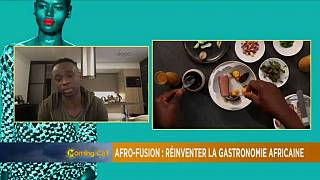 Dieuveil Malonga réinvente la gastronomie africaine avec l'afro-fusion et hommage à Papa Wemba [Culture on The Morning Call]