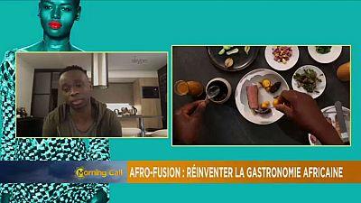 Dieuveil Malonga réinvente la gastronomie africaine avec l'afro-fusion et hommage à Papa Wemba [Culture on The Morning Call]