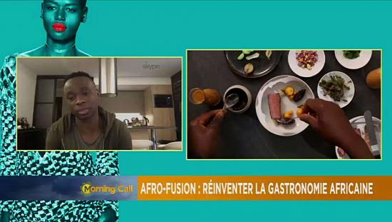 Reinventing African gastronomy [Culture on The Morning Call]