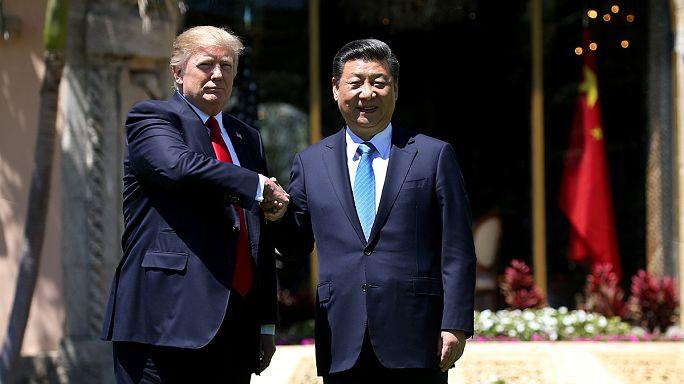 Az amerikai és a kínai elnök is önmérsékletet ígért Észak-Korea ügyében