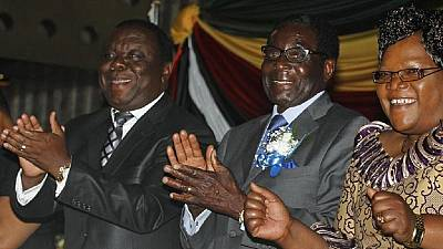 Mugabe loyalists say opposition coalition not a threat in 2018 polls
