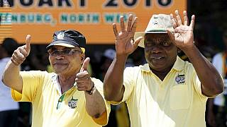 South Africa VP backs probe into presidential corruption allegations