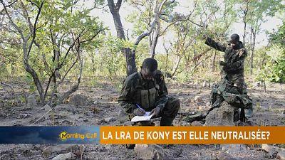 Uganda and US end hunt for Joseph Kony [The Morning Call]