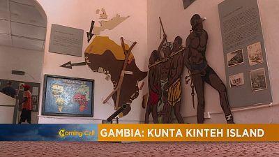 Gambie : L'île de Kunta Kinté [Grand Angle]