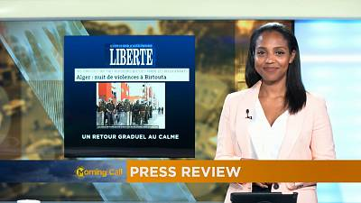 Revoir la revue de presse du 24-04-2017 [The Morning Call]
