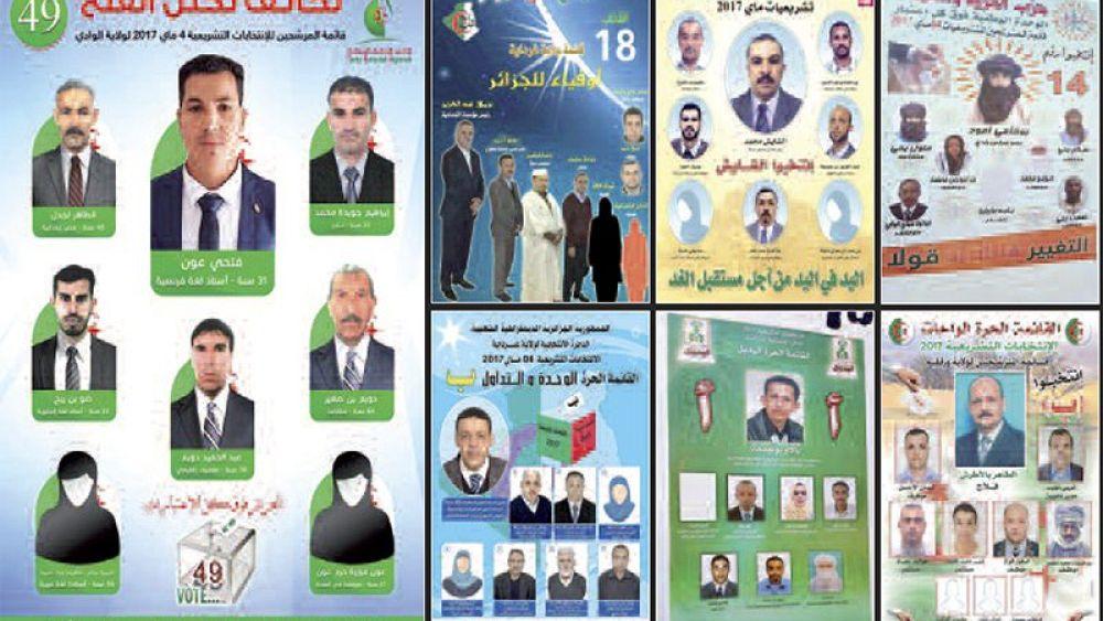 الجزائر: جدل واسع على خلفية حجب صور النساء المرشحات في الانتخابات التشريعية   Euronews