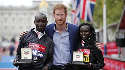Keitany wins London Marathon, sets new record