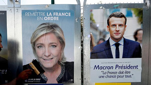 Ле Пен и Макрон: противостояние контрастов