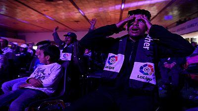 """Football : réaction des fans après le 234e """"Clasico"""""""