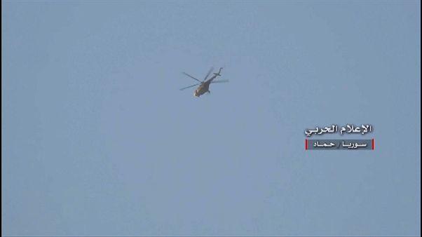 الجيش السوري يواصل تقدمه في ريف حماه