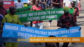 Burundi unrest condemned [The Morning Call]