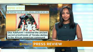 Press Review of April 21, 2017 [The Morning Call]