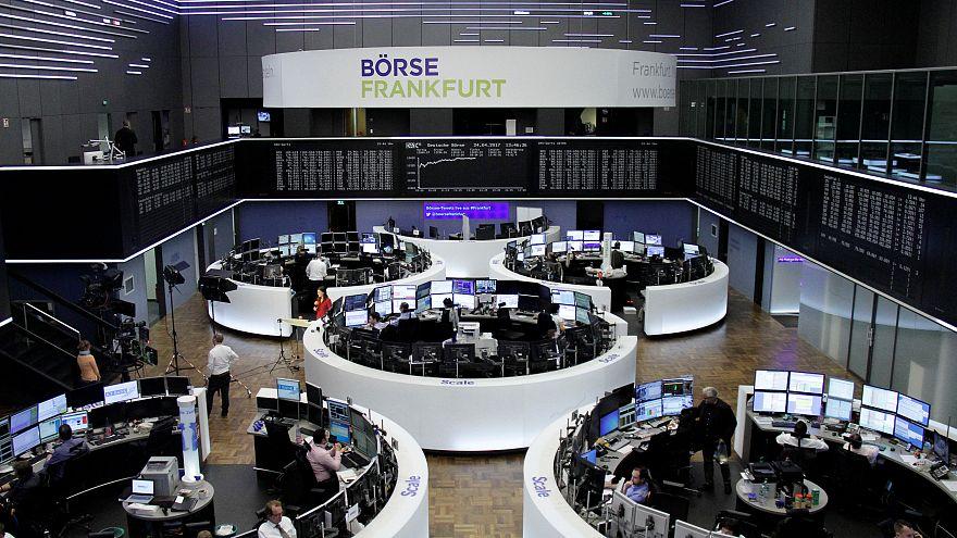 ارتياح أسواق المال إزاء نتائج انتخابات فرنسا