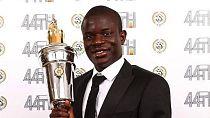 Saison 2016-2017 : N'Golo Kanté élu meilleur joueur du championnat d'Angleterre
