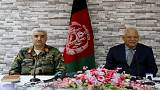 استعفای دو مقام ارشد نظامی افغانستان همزمان با دیدار وزیر دفاع آمریکا از کابل