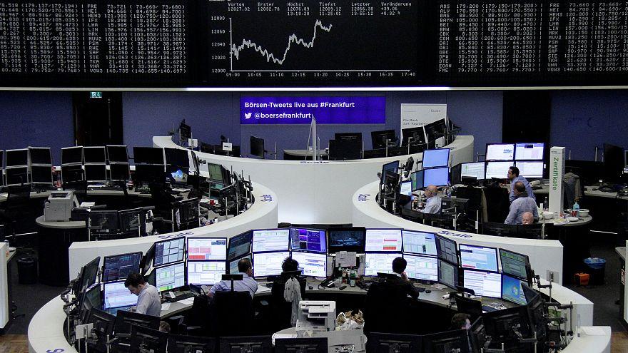 واکنش مثبت بازارهای بورس اروپایی به نتایج دور اول انتخابات فرانسه