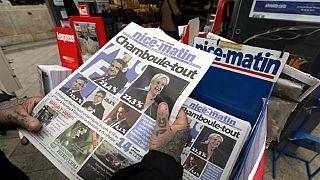 Présidentielle française : les marchés financiers saluent les résultats du 1er tour