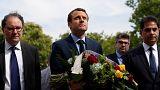 Macron erinnert an Völkermord an Armeniern und kritisiert Türkei