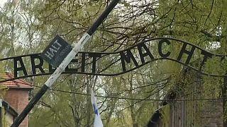 مسيرة في أوشفيتز في ذكرى المحرقة