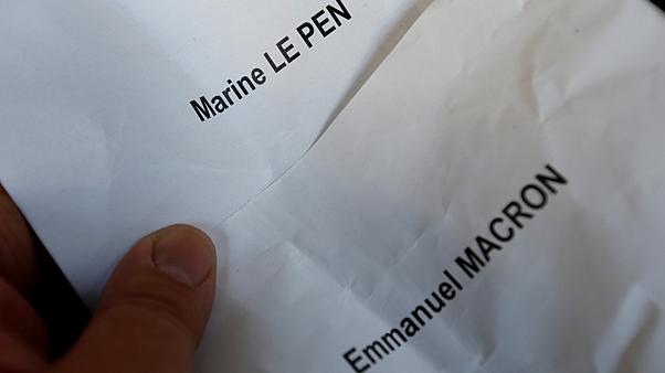 Le Pen ve Macron düellosu: Fransızlar iki karşıt görüşle karşı karşıya